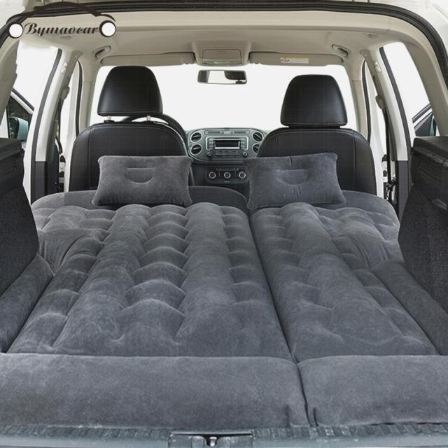 Дорожная кровать в авто